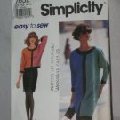 Simplicity Sewing Dress Pattern 7652 Top Size H5 6-14No. 178