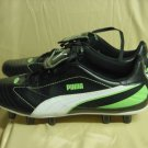 Puma Esito Soccer Cleats Soccer Shoes Womens Size 8 1/2.   No. 24
