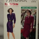 Butterick Sewing Dress Pattern 4297  Fast Easy Dress Knee Length  No. 183
