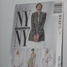 McCalls 6432 NY The Collection Jacket Halter Shorts Pants Size 14 No. 184