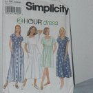 Simplicity Easy to Sew 7181 Pullover Dress Uncut Dress Pattern No. 184