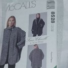 McCalls 8528 Jacket Size 6-24 Faux Chenille by Nannette Helmburg No. 185