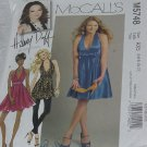 Hilary Duff McCalls Sewing Dress Pattern M5748  No. 185