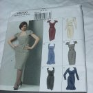 Vogue V8280 Vogue  Easy AX 4-6-8 Misses' Dress No. 185
