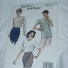 Vogue 8572 Very Easy Very Vogue 8-10-12 Misses Tops No. 185