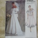 Vogue's Bridal Original Pattern Uncut 2179 Size 12 Bridal Dress Couture Advanced No. 60