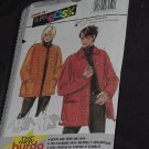 Burda 3059 Jacket Short Coat Vest Size A 8-18 No. 190