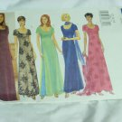 5368 Butterick Dress Scarf Sewing Pattern Size 12-14-16  No. 31