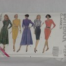 5103 Butterick Classic Dress Misses' sewing Pattern Size 8-10-12  No. 192    Uncut No. 191