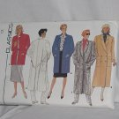 3422 Butterick Misses' Coat sewing Pattern Size 12 Uncut No. 191