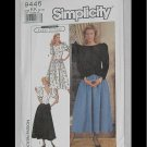 9446 Simplicity Misses' Dress  sewing Pattern Size 8-14 Uncut No. 193