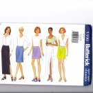 Butterick 5390 Womens' fast Easy Skirt Patterns Size 12- 14-16