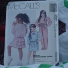 McCalls 4501 Size CD 3,4, 5 Childrens and Girls Tops Skirts Pants Stretch Knits Only No. 201