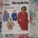 7691 Simplicity Misses' Jacket Size 12, 14, 16  No. 201