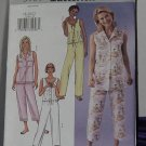 Simplicity 3538 Top Pants Size 18, 20, 22, Uncut No. 204