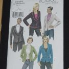 Vogue 8124 Basic Design Misses Jacket 6-8-10  No. 206