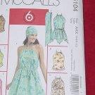 McCall's 5104 Tops Tunics Scarf SizeAAX 4-6-8-10  No. 207