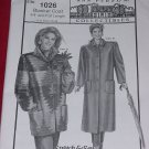Ann Person 1026 Stretch & Sew Blanket Coat 3/4 and Full Length No. 207