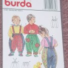 Burda 4762 Child's Pantelon Pants 6mo-4  No. 206