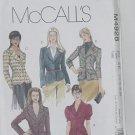 4928 Misses' Petite Jackets McCall's size EE 14-20 Uncut no. 208/212