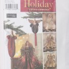 8925 Simplicity Holiday Pattern Collection Angel Tree Toppers  No. 212