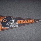 Chicago Bears Football Pennant Wincraft Edition 11