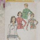Simplicity 6466 Misses Womens Blouses Shirts Tops Size 18 & 20  Uncut No. 210