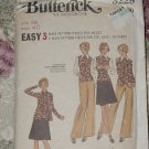 Butterick 3229 Misses Jacket Top Skirt Pants Belt Size 18 Uncut No. 210