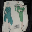 Vogue 165 Couturier Design Dress Jacket Size 12 Bust 32 No. 216