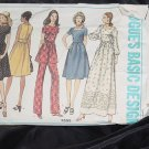 Vogue 2555 Dress Tunic Pants  Size 12 Bust 34 No. 216