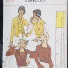 8700 Vogue Pattern Stretchable Knits Sweaters Vests Cardigans size 12 Bust 34 No. 216