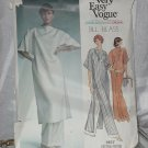 Vogue 1457 Very Easy Vogue American Designer Original Bill Blass Evening Tunic top Pants   No. 216