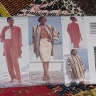 Butterick 4502 Essence Collection Jacket Top Skirt Pants Size 16-18  No. 225