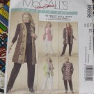 McCall's M5558  Classic Fit Perfect Vest and Jacket No. 225