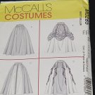 0285 McCall's Costumes Historical Skirts 14-16-18-20  Theater halloween Reenactment No. 225
