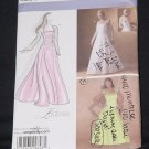 Simplicity 4258 Laura Lynn Collection Special Occasion Dress Size 8, 10, 12, 14, 16 No. 225