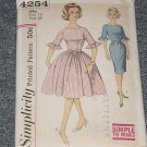 4254 Simplicity Misses size 16 Bust 36 Flare Skirt or pen skirt  no. 167