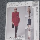 McCalls 8519 Jacket Dress Pants Skirt Size D 12, 14, 16  No. 167