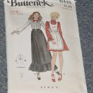 6445 Butterick Dress Pinafore  Size 8  No. 226