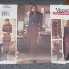 Vogue 1265 Career Wardrobe Jacket, Dress Top Skirt Pants Size 12 14 16   No. 227