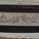 Cross Stitch Chart Lavender & Lace Victorian Designs No. 227