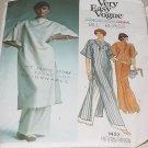 Vogue Sewing Pattern 1457 American Designer Original Bill Blass Evening Tunic top Pants   No. 227