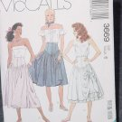 3669 McCall's Skirts Petticoat Size 6  No. 241