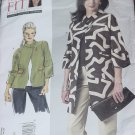 Todays Fit Sandra Betzina Vogue Pattern Original V1262 Misses Jacket One Size Fits All No. 241