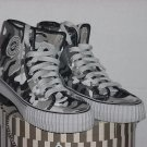 PF Flyers Camouflage High Top tennis shoes athletic shoes