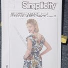 7566 Simplicity Sewing Pattern Top and Shorts  Size 14 Uncut  No. 250