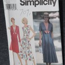 9618 Dress Simplicity Pattern Size R 14, 16, 18 Uncut  No. 246