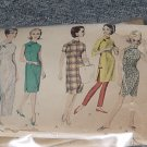 Vintage pattern 5571 Vogue Sheath Dress Pants Size 16 Bust 38 No. 247