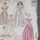 6387 McCall's Wedding Formal Dress Uncut Size 14, 16, 18,  No. 250