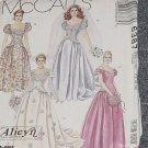 6387 McCall's Wedding Formal Dress Uncut Size 14, 16, 18,  No. 250